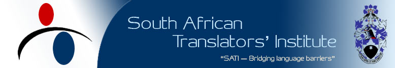 South African Translators' Institute (SATI)
